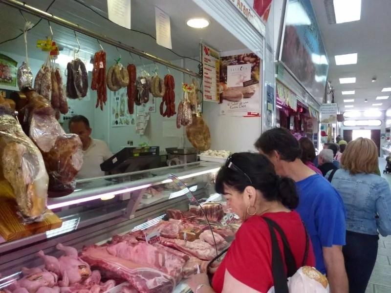 Mercado Municipal Almuñécar Butcher