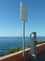 Parking in Almuñécar - how to pay parking fine / parkting ticket in Almunecar