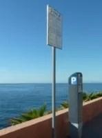 Pay Parking in Almuñécar