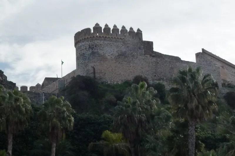 Exploring the San Miguel Castle