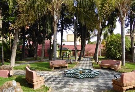 Tourist Information Center Garden Palace Najarra