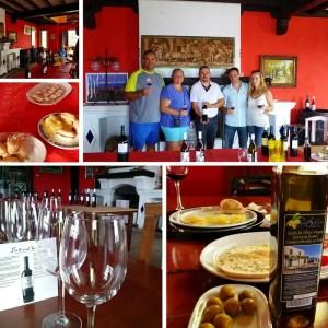 Vinacoteca La Princesa Almunecar Wine Tasting