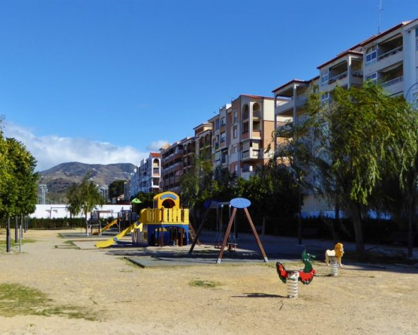 Almuñécar Playgrounds and Parks Parque Rio Verde
