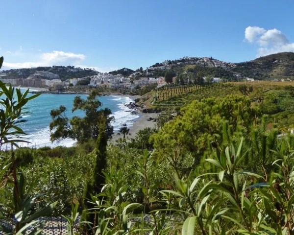 Almuñécar Playgrounds and Parks - Parque del Mediterraneo