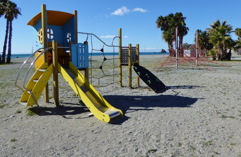 Almuñécar Playgrounds and Parks - Puerta del Mar