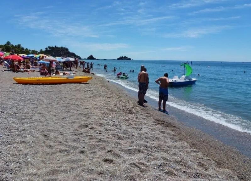 Almunecar beaches - Summer Rentals Almuñécar Playa San Cristobal