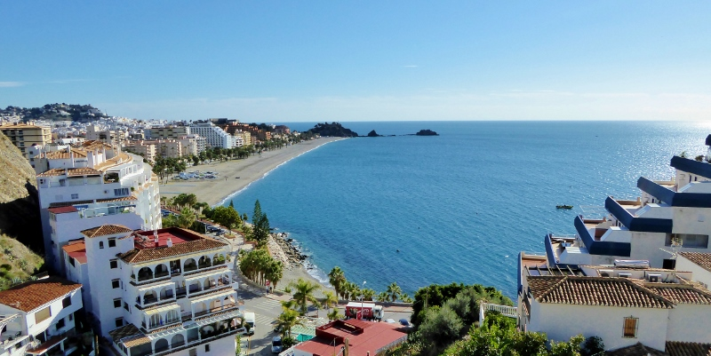Almuñécar Map -Holiday Rentals, Hotels, and Property Listings