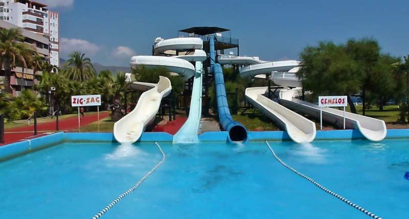 Aqua Tropic Waterpark Almunecar