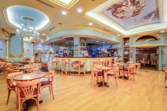 La Italiana Cafe Almunecar Spain