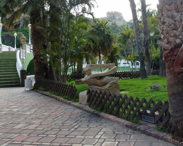Almuñécar Playgrounds and Parks - Majuelo Botanical Park
