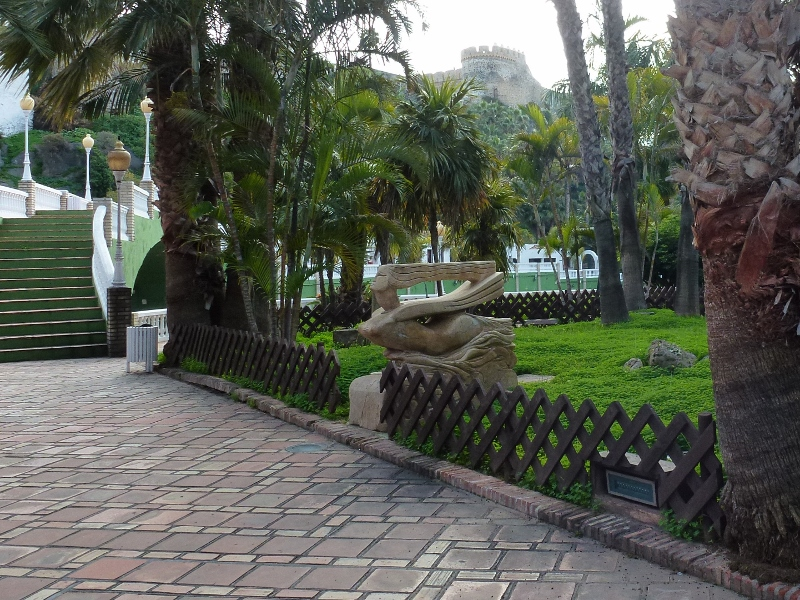 Almuñécar Playgrounds and Parks - Majuelo Botanical Park