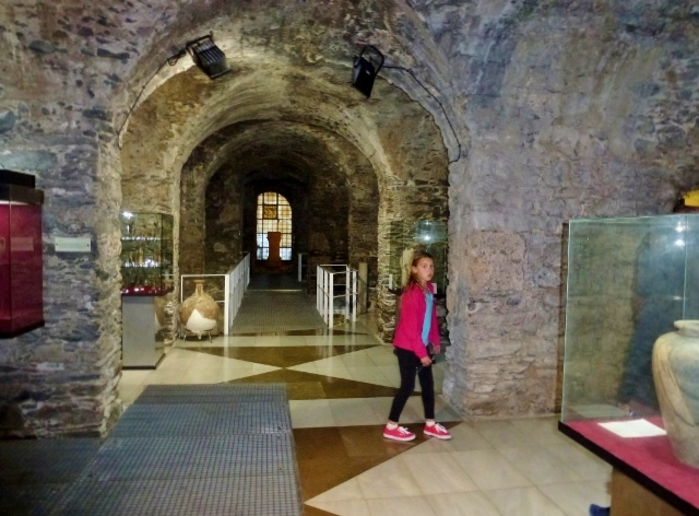 San Miguel Castle and Arc Museum Almunecar