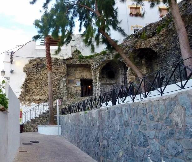 San Miguel Castle and Archaeological Museum Cueva de Siete Palacios entry Almunecar