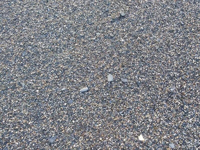 coarse sand almunecar