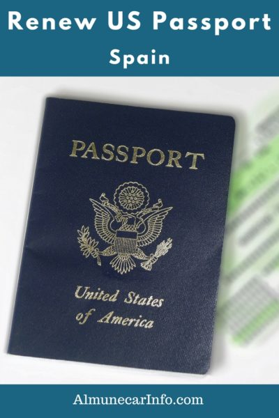 How do i renew a us passport for my child