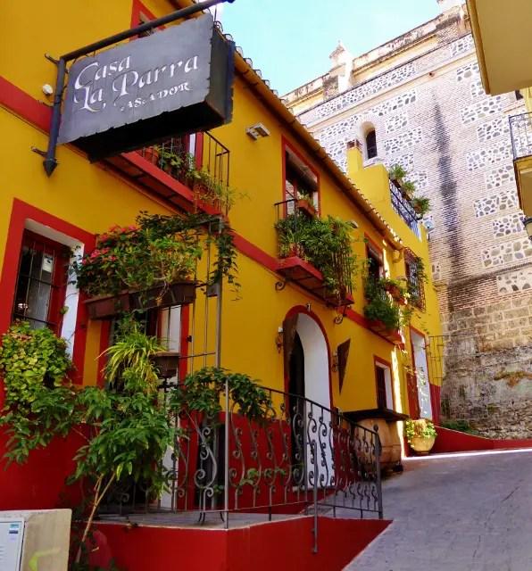 Almunecar Restaurante Asador Casa La Parra