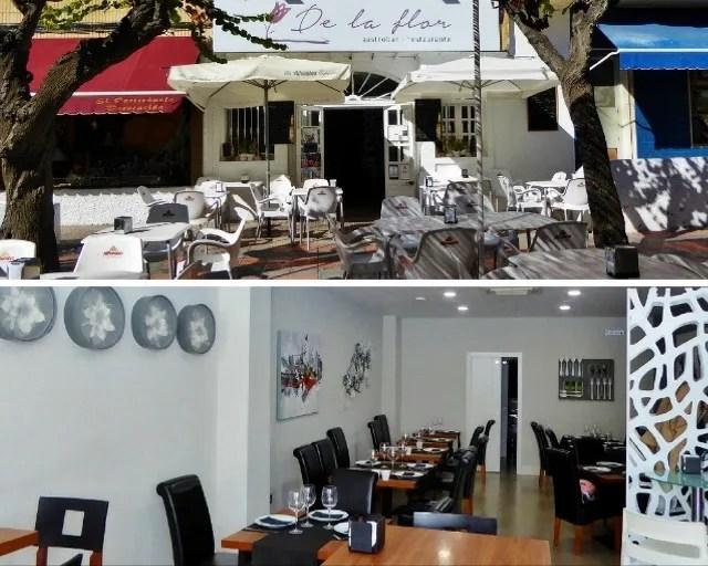 Almunecar Gastrobar Restaurante De La Flor, Near the town center church