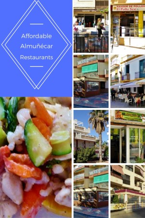 Amazing & Affordable Almuñécar Restaurants In The Spotlight. Read more on Almunecarinfo.com