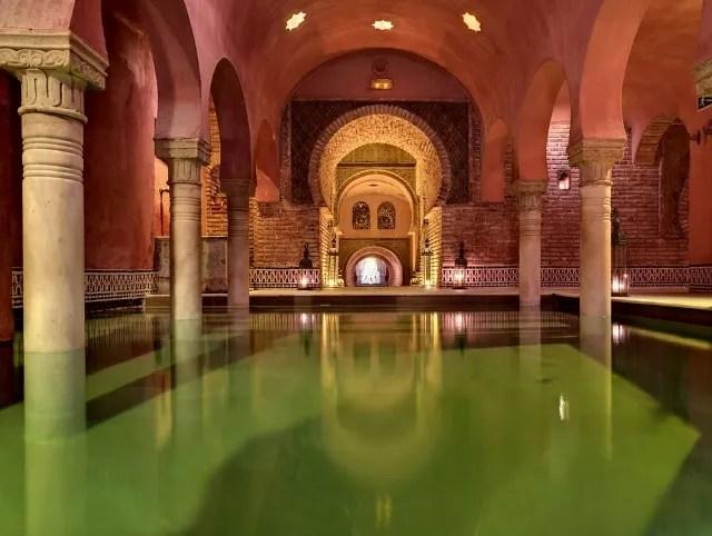 Granada Arabic Baths