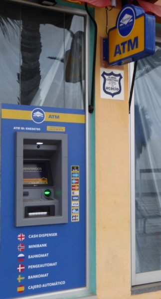 ATM Locations in Almunecar