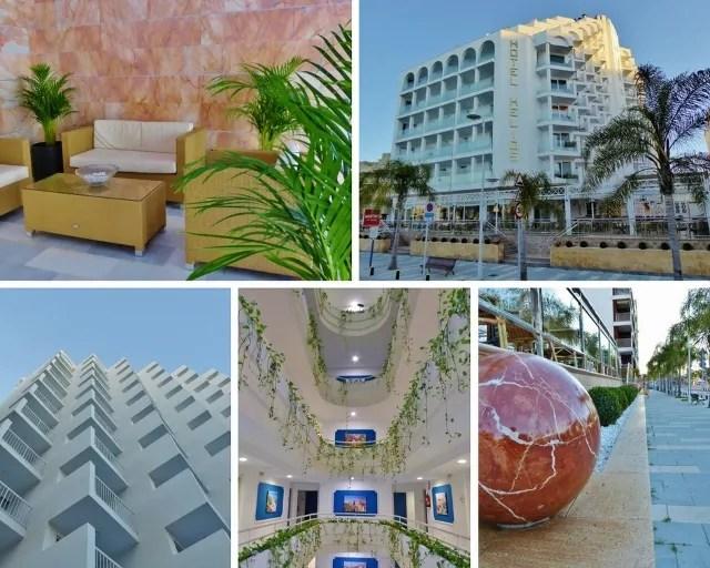 Helios Hotel Almuñécar