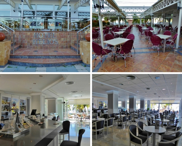 Hotel Helios Bar Tropicana