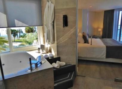 Hotel Helios room 205 junior suite