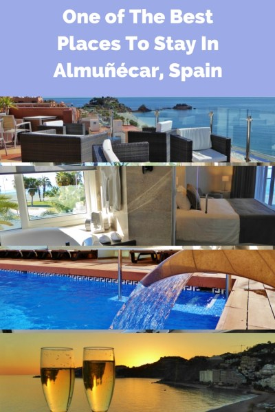 Want to know the best places to stay in Almuñécar? Hotel Helios Costa Tropical is beachfront with a touch of luxury, sea views, pool, entertainment, spa & more. This is a full review of services. Read more on AlmunecarInfo.com
