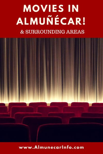 Where To Watch Movies in Almuñécar and Surrounding Areas. Read more on AlmunecarInfo.com