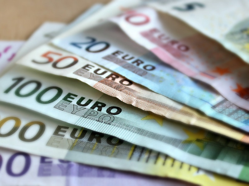 The unit of currency in Spain is the Euro - €