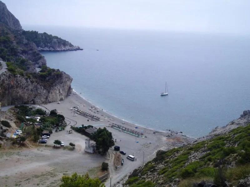 Cantarriján Beach, La Herradura