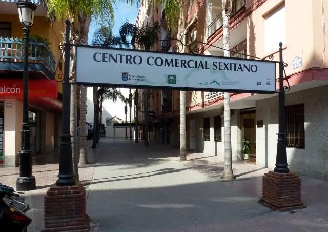 Centro Commercial Sexitano Almuñécar, Spain