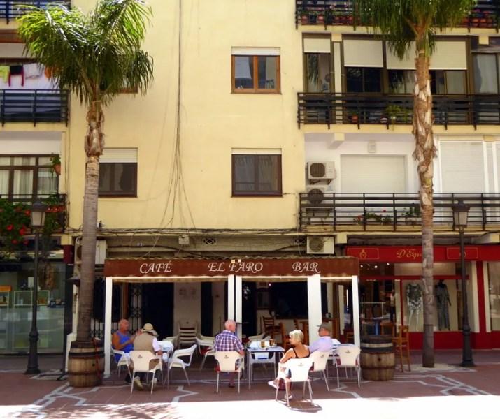 El Faro Pub Restaurant Almunecar