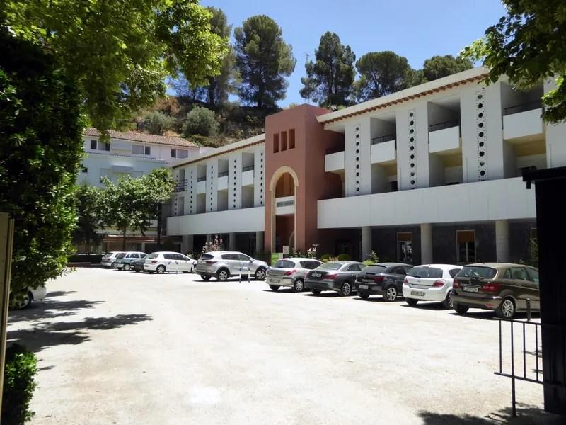 Balneario Alhama de Granada hotel