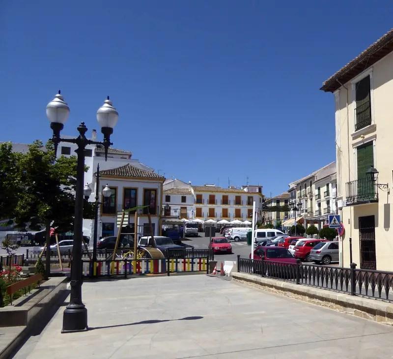 Alhama De Granada Town Center Almuñécar Info