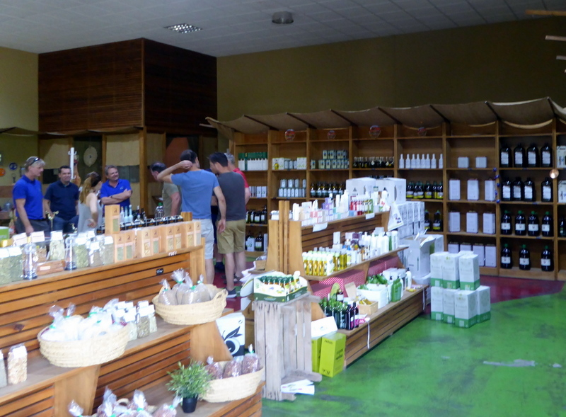 museo aceite andaluz olive oil museum and tasting