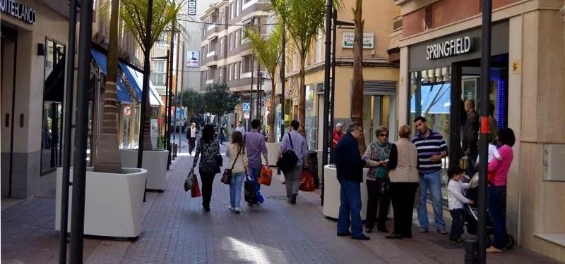 CENTRO-COMERCIAL-ABIERTO-DE-MOTRIL. Photo credit motril tourism.