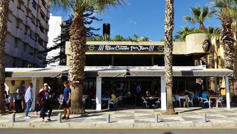 Restaurante Mari Carmen Por Favor