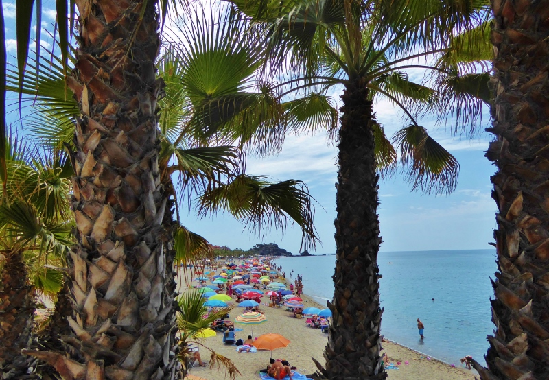 San Cristobal Beach view June 2015