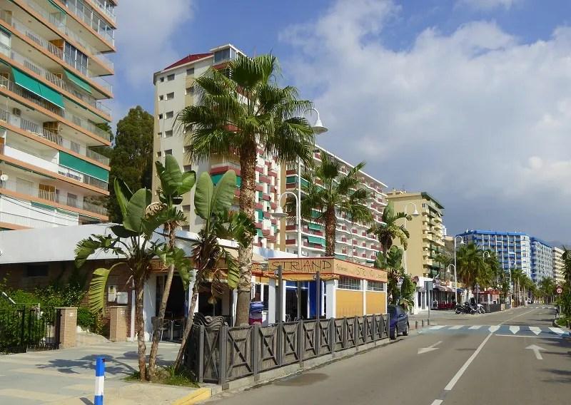 The Strand on Velilla Beach
