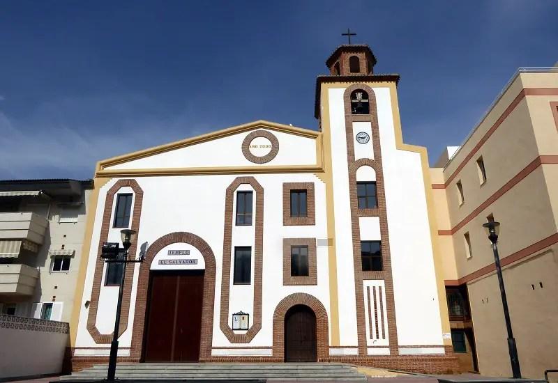 Iglesia El Salvador Almunecar