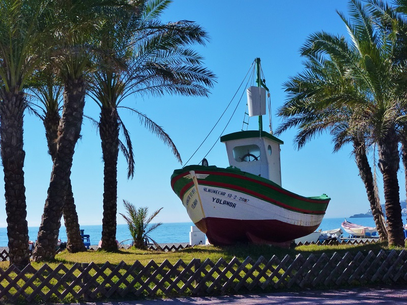 San Cristobal Beach Barco