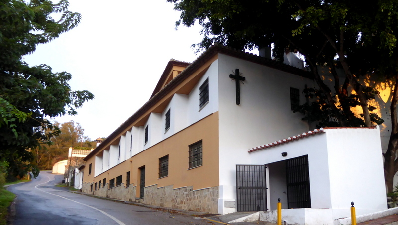 iglesia Santa María del Mar Velilla Almunecar