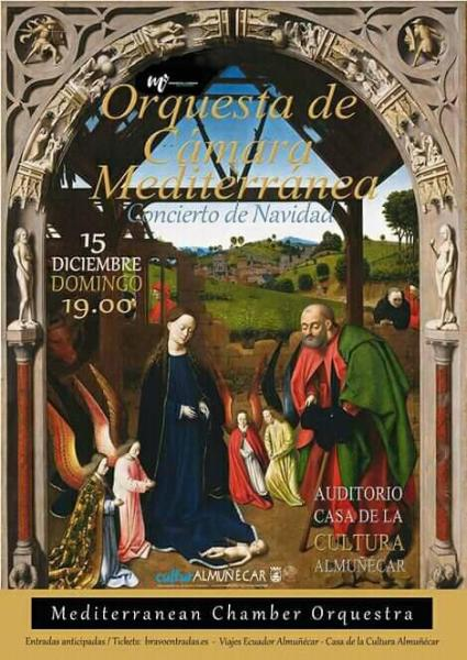 Mediterranean Chamber Orchestra Christmas