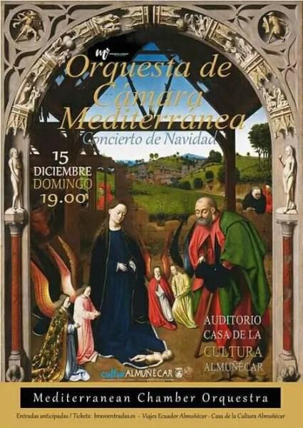 Mediterranean Chamber Orchestra Christmas