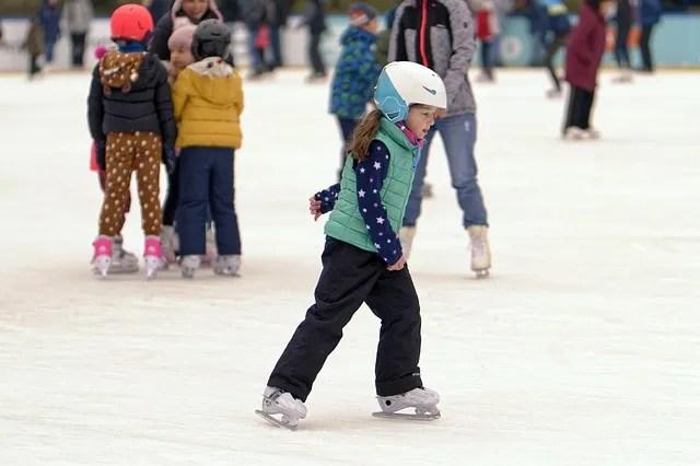 ice skating rink Granada