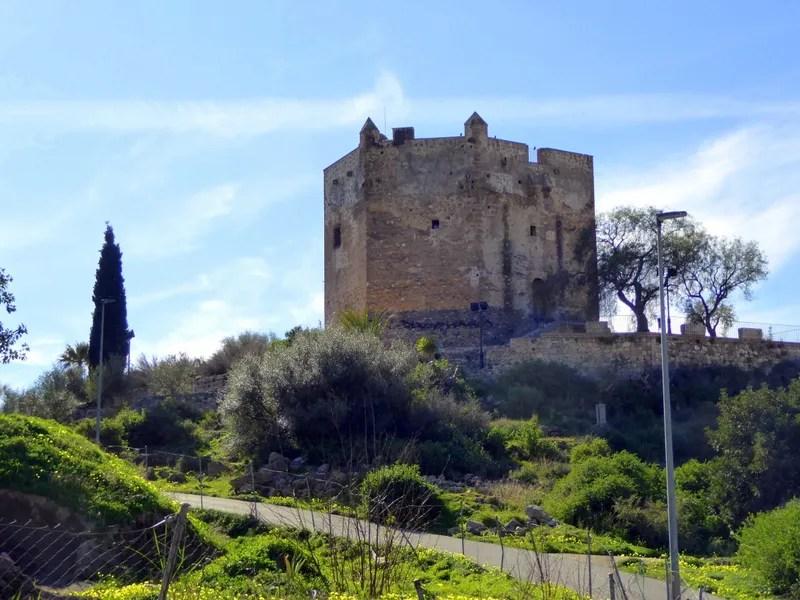 Castillo de Vélez de Benaudalla