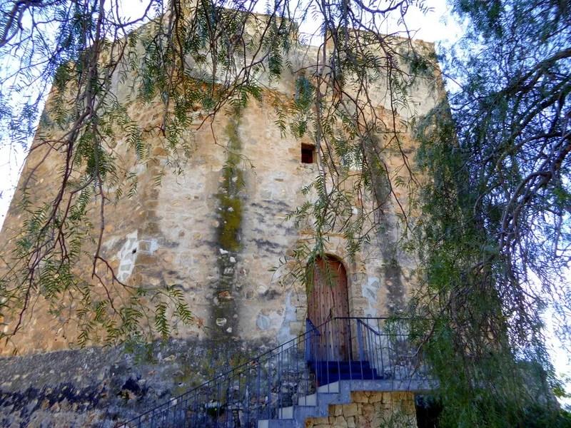 Ulloa Castillo Vélez de Benaudalla - Castle