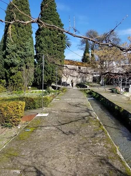 Nasrid Gardens Vélez de Benaudalla