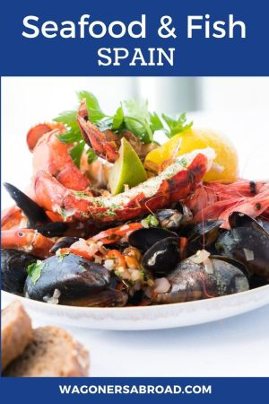If you are looking to live the healthy Mediterranean lifestyle while in Europe, then you should be sure you have seafood and fish in Spain. Read more on WagonersAbroad.com